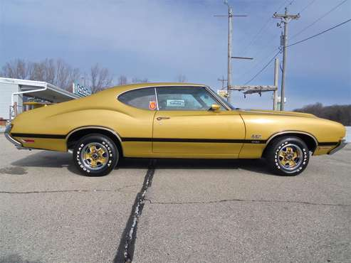 1972 Oldsmobile Cutlass for sale in Jefferson, WI
