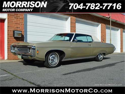 1969 Chevrolet Caprice for sale in Concord, NC