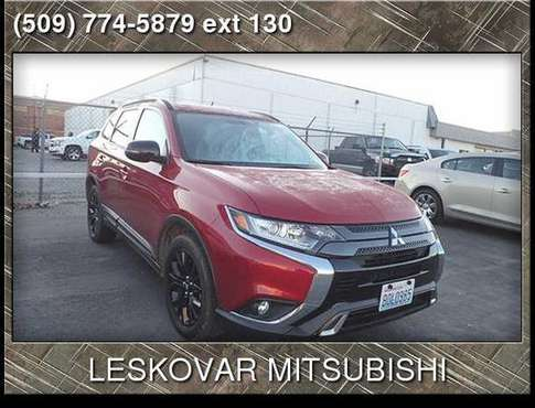 2019 Mitsubishi Outlander SEL for sale in Leskovar Mitsubishi, WA