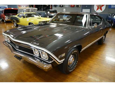 1968 Chevrolet Chevelle for sale in Homer City, PA