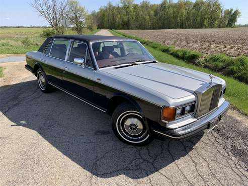 1985 Rolls-Royce Silver Spur for sale in Marysville, OH
