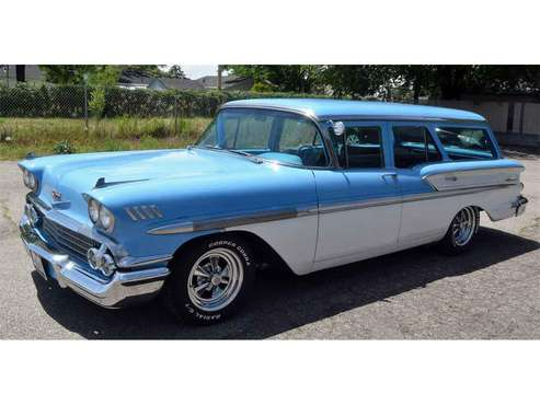 1958 Chevrolet Nomad for sale in clearfield, UT
