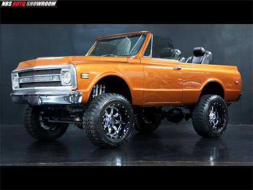 1970 Chevrolet Blazer for sale in Milpitas, CA