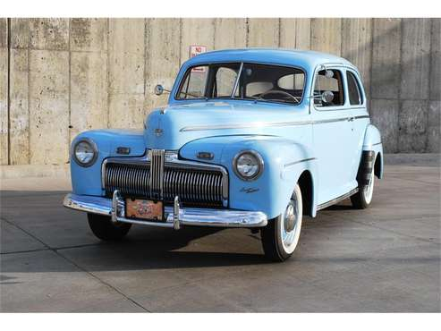 1942 Ford Super Deluxe for sale in Vernal, UT