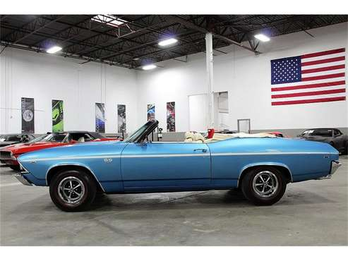 1969 Chevrolet Chevelle for sale in Kentwood, MI
