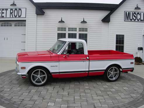 1972 Chevrolet C10 for sale in Newark, OH