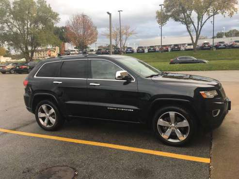 2014 Jeep Grand Cherokee Overland for sale in Norwalk, IA