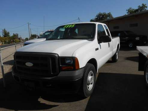 2007 FORD F-250! EXTRA CAB! for sale in Oakdale, CA