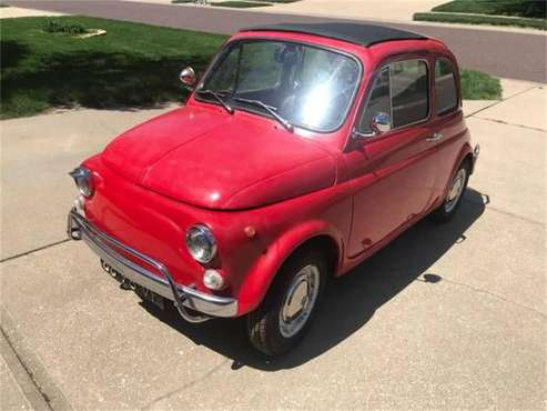 1972 Fiat 500L for sale in Cadillac, MI