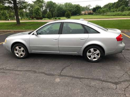 2004 Audi A6 - I will finance you for sale in South Elgin, IL