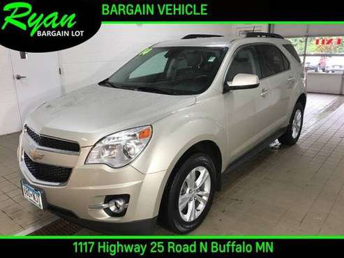 2014 Chevrolet Equinox Lt for sale in Buffalo, MN
