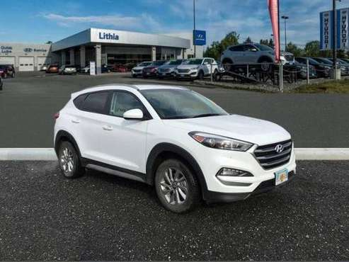 2018 Hyundai Tucson All Wheel Drive Certified SEL AWD SUV for sale in Anchorage, AK