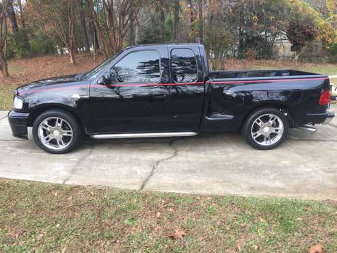 2000 F-150 Harley Davidson - cars & trucks - by owner - vehicle... for sale in Grayson, GA