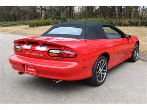 2002 Chevrolet Camaro SS for sale in Roswell, GA