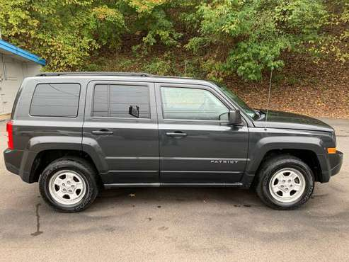 2011 JEEP PATRIOT SPORT 4X4 for sale in Ashland, WV