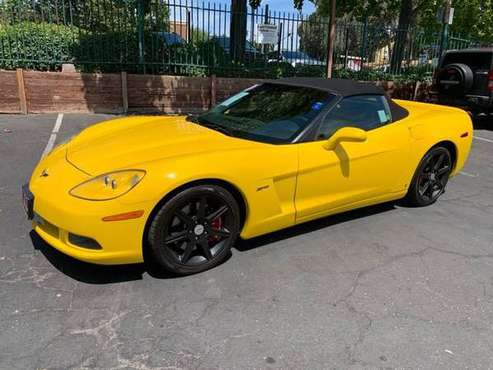 2009 Chevrolet Corvette ZHZ Package*Hard To Find*LS3*Convertible* for sale in Fair Oaks, CA