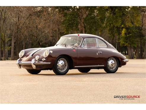 1963 Porsche 356B for sale in Houston, TX