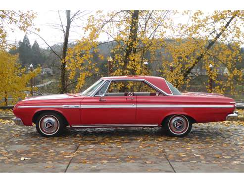 1964 Plymouth Sport Fury for sale in Gladstone, OR