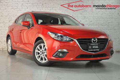2015 *Mazda* *Mazda3* *5dr Hatchback Automatic i Tourin for sale in Chicago, IL