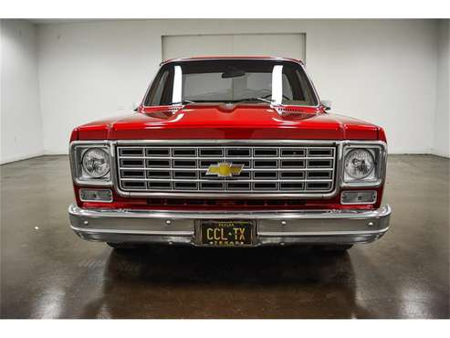 1976 Chevrolet C10 for sale in Sherman, TX