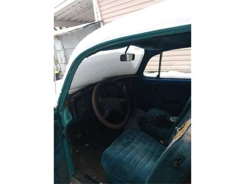 1972 Volkswagen Super Beetle for sale in Cadillac, MI