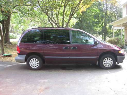 1998 Plymouth Voyager Van for sale in Ellicott City, MD