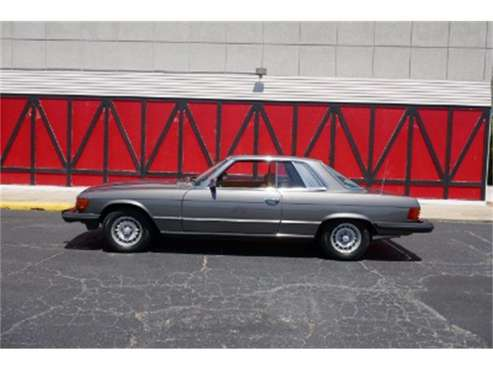 1981 Mercedes-Benz 380 for sale in Mundelein, IL