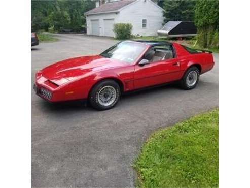1983 Pontiac Firebird Trans Am for sale in Saratoga Springs, NY