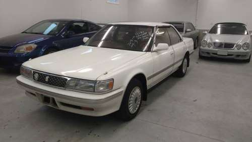 92 Toyota Chaser Avante RHD from Japan US title for sale in Westport , MA