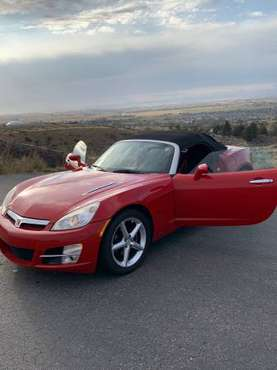 Red Sports Car Saturn Sky for sale in Idaho Falls, ID