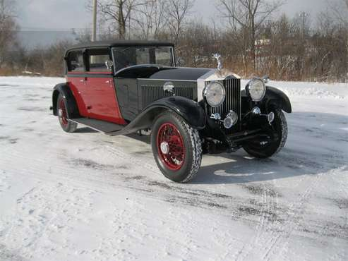 1931 Rolls-Royce Phantom II for sale in Bedford Heights, OH