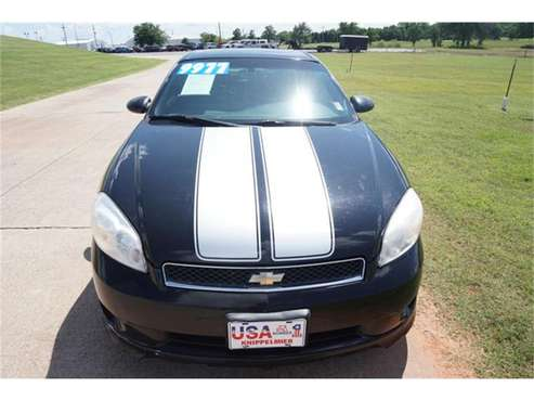 2007 Chevrolet Monte Carlo for sale in Blanchard, OK