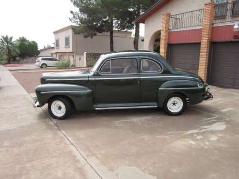 47 Ford coupe street rod for sale in El Paso, TX