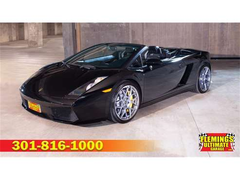 2008 Lamborghini Gallardo for sale in Rockville, MD