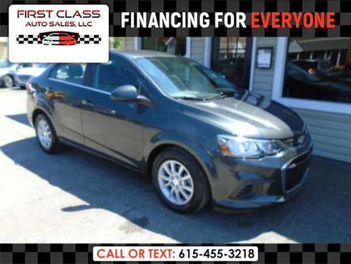 2017 Chevrolet Sonic LT - $0 DOWN? BAD CREDIT? WE FINANCE! for sale in Goodlettsville, TN