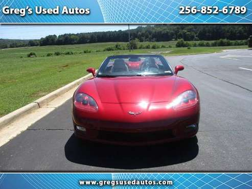 2011 Chevrolet Corvette Premium Convertible 3LT for sale in Huntsville, AL