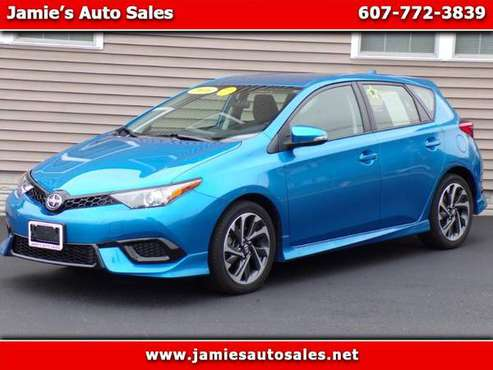 2016 Scion iM One Owner Off-Lease *Rear Camera*BT*Touchscreen*Sharp for sale in binghamton, NY