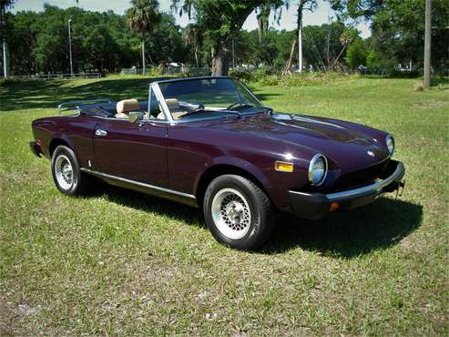 1978 Fiat 124 for sale in Palmetto, FL
