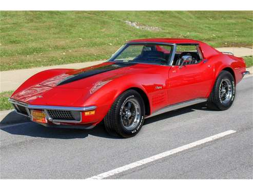 1971 Chevrolet Corvette for sale in Rockville, MD