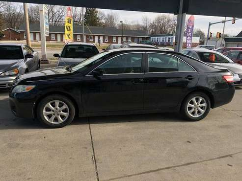 2010 TOYOTA CAMRY LE EZ FINANCING AVAILABLE - cars & trucks - by... for sale in Springfield, MO