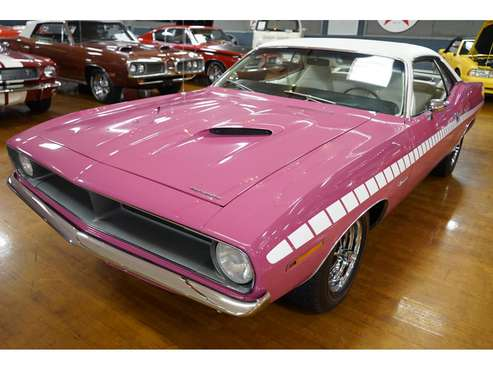 1970 Plymouth Barracuda for sale in Homer City, PA