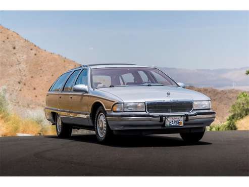 1995 Buick Roadmaster for sale in Cathedral City, CA