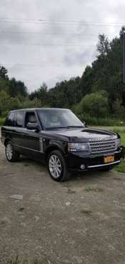 2010 supercharged Range Rover HSE for sale in Buffalo, NY
