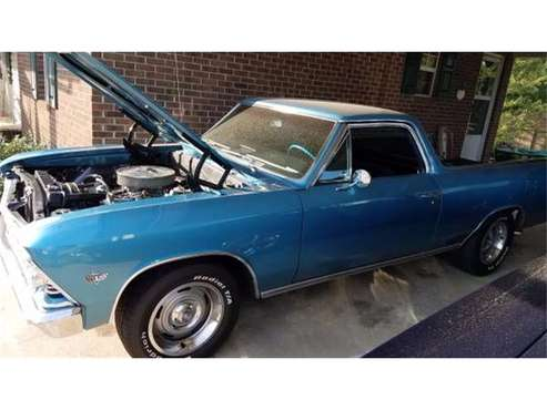 1966 Chevrolet El Camino for sale in Cadillac, MI
