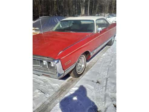 1971 Chrysler New Yorker for sale in Cadillac, MI
