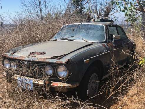 1974 Alfa Romeo GTV Project for sale in Oceanside, CA