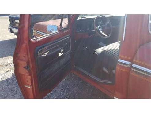 1974 Ford F100 for sale in Cadillac, MI