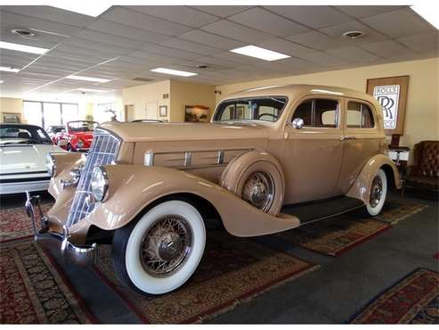 1934 Pierce-Arrow 836A for sale in Billings, MT