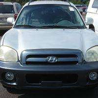 2005 Hyundai Sante Fe for sale in Canton, OH