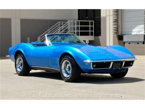 1968 Chevrolet Corvette for sale in Lenexa, KS